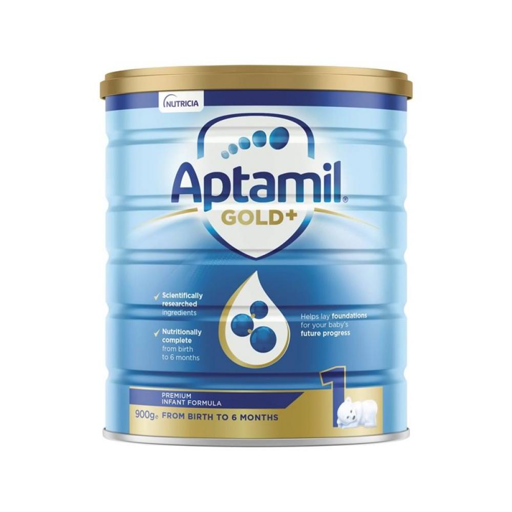 Aptamil 爱他美金装婴儿奶粉一段 6罐包邮