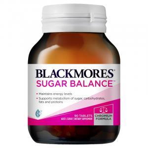 Blackmores 澳佳宝 血糖平衡片 90粒