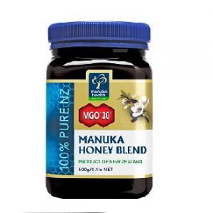 Manuka Health  蜜纽康 活性麦卢卡蜂蜜MGO30+ 500克
