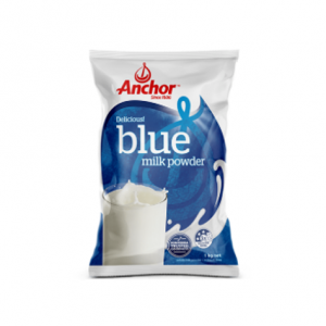 Anchor 安佳全脂奶粉6袋*1kg 奶粉